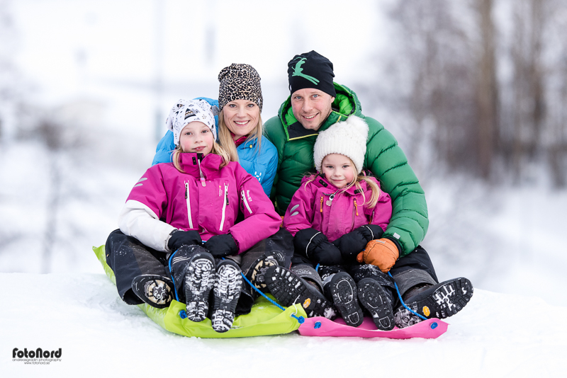 Winterkul i Bräntis