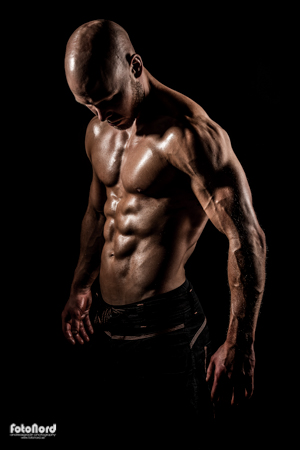 fitness male