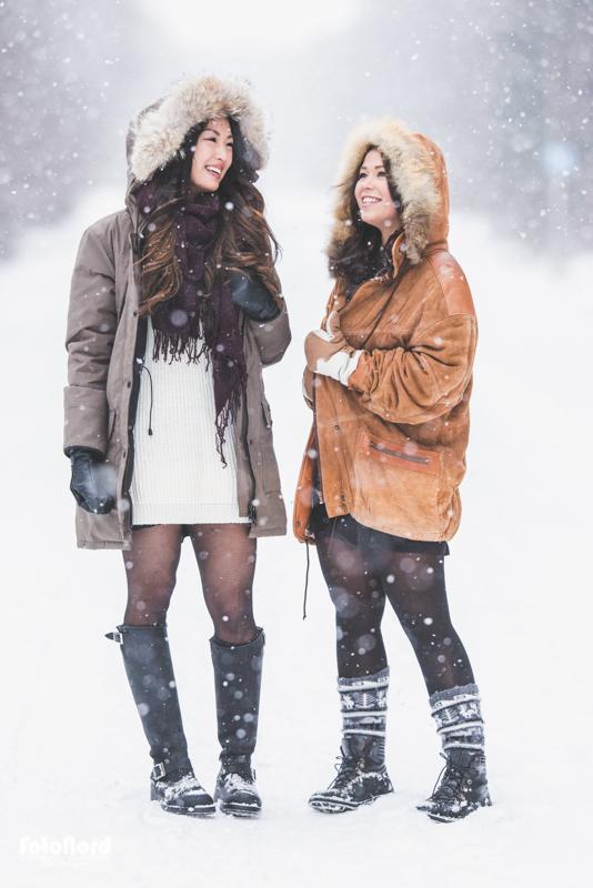 Fotograf umeå vinter