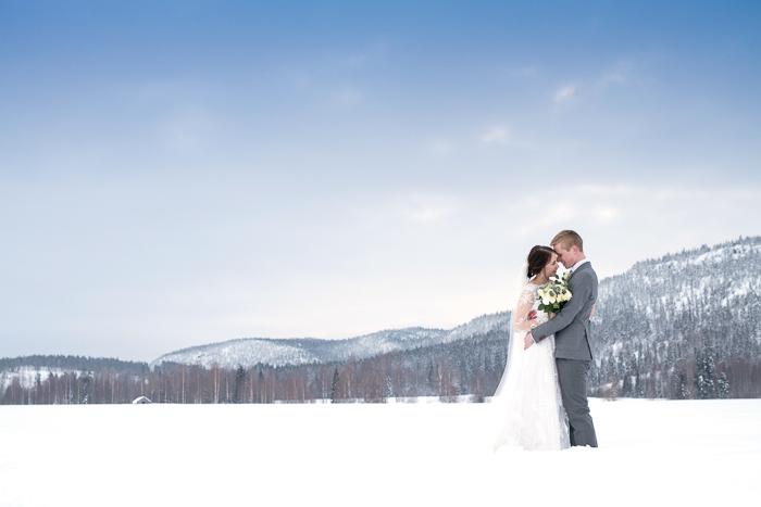 Vinterbröllop i Tavelsjö