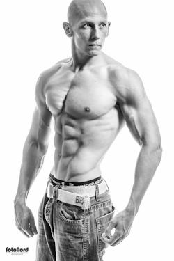 fitness män