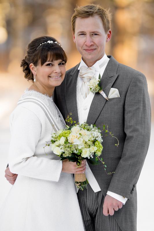 bröllopsfotograf Lycksele