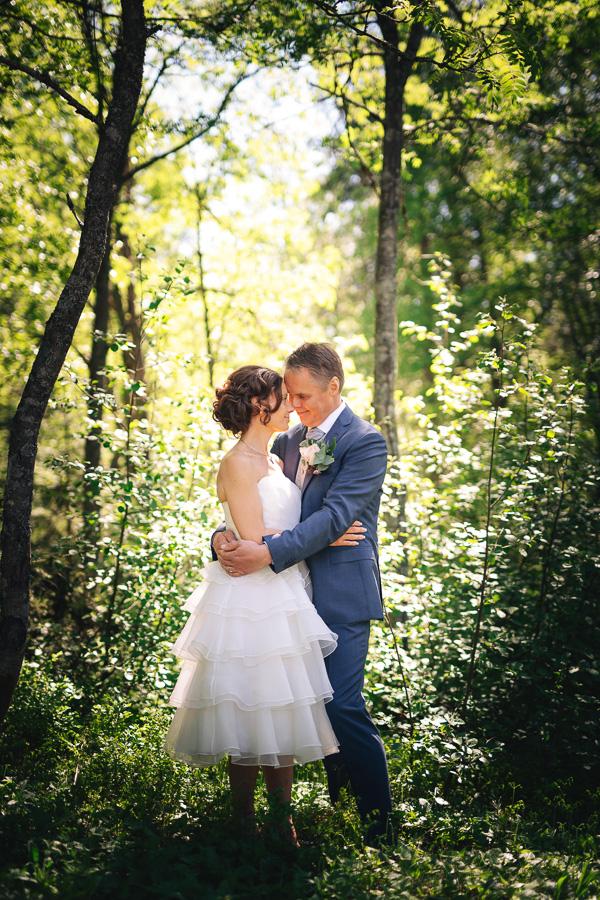 Angelika & Rickard, bröllop på Gammlia