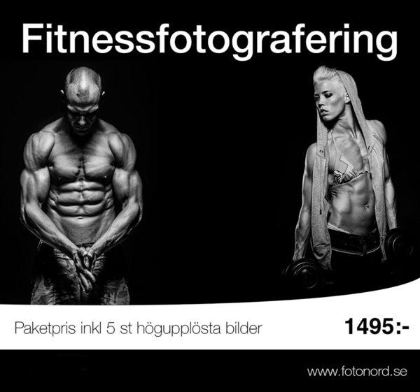 fitnessfotograf Umeå